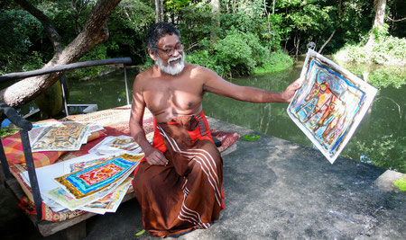 Laki Senanayake, Poet, Painter, Landscape Architect, Sculptor… And more © OBS