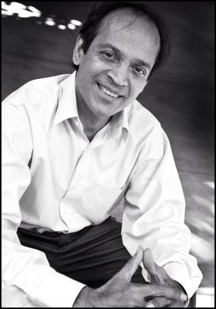 Vikram Seth, Indian novelist & Poet © OBS