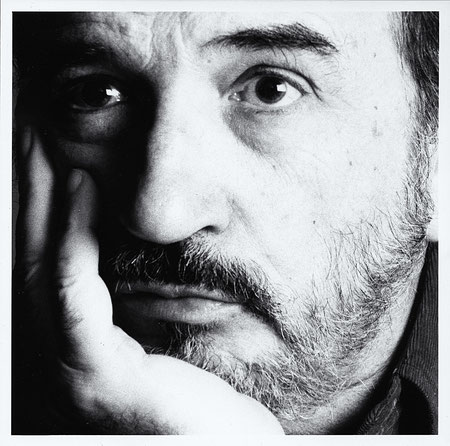 Jean-Claude Carrière, Writer, Screenwriter. Paris, 1988 © OBS