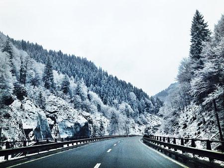 Inkalude - Verschneite Schweiz