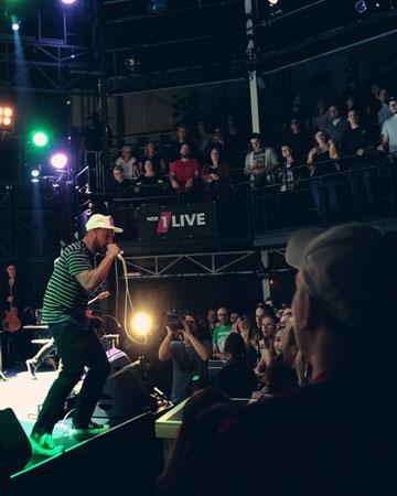 Beatsteaks | 1Live Oktoberfestival | inkalude