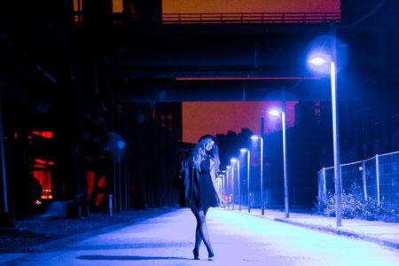 Inkalude - Dancing in the dark