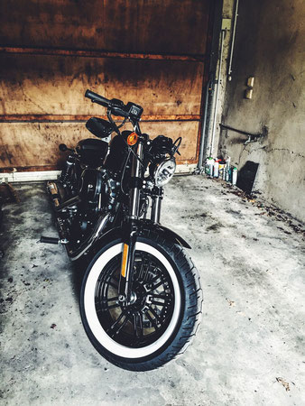 Inkalude - Harley Davidson - Forty Eight 2016