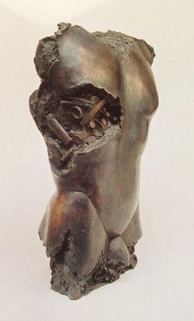 Torso, 1993, 60 cm
