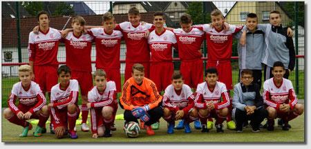 2014/15 C1 Jugend