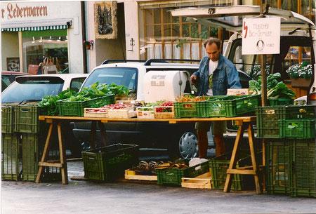 Marktstand 1994