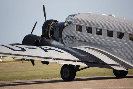 JU 52 in Duxford