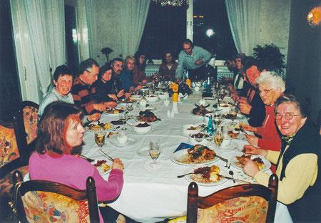4                     ...die legendere Ente zum Abendmahl im Parkhotel Bad Essen