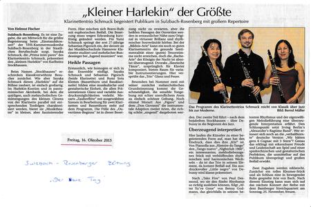 Sulzbach-Rosenberger Zeitung