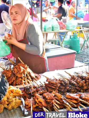 Nachtmarkt Langkawi Fotos: Leckeres von Grill und Wok