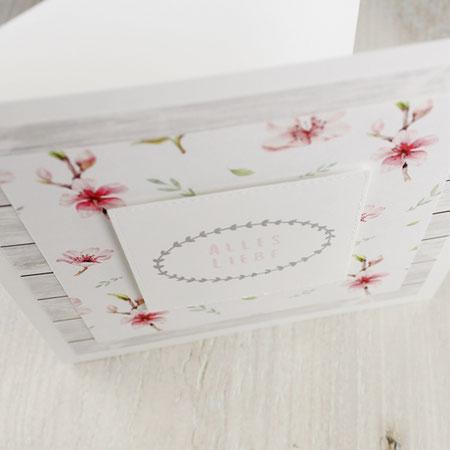 Grußkarte, Glückwunsch, Geburtstag, Blumen, Blüten, Spring, Frühling