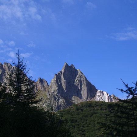 Pizzo del Prévat - das Matterhorn des Südens