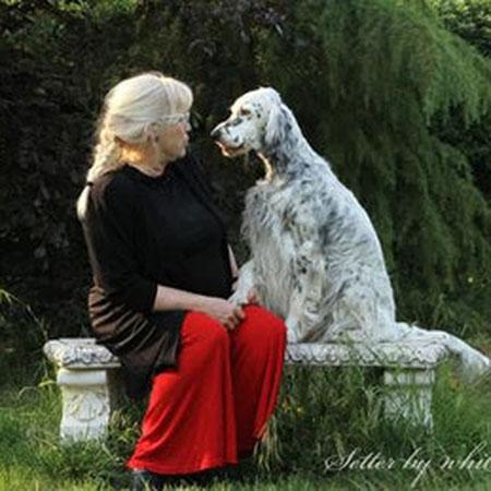Karin mit Bijou