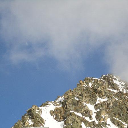 Gipfel Bettmerhorn