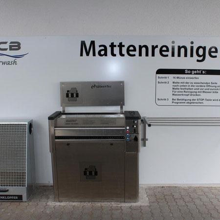BCB Carwash Mattenreiniger