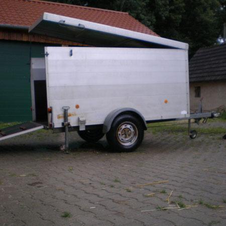Alu Koffer 1200 KG