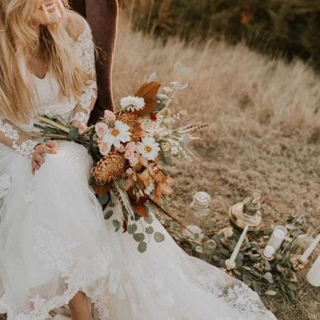 Hochzeitsplanung: Boho Hochzeit mit romantisch und lockere Atmosphäre & vielen rustikalen Details