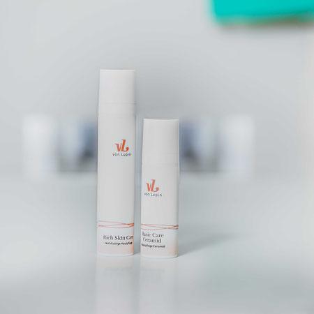 Vegane Kosmetikprodukte für eine gesundes Hautbild innerhalb von 8 Wochen