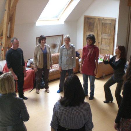 Enseigner le chant à l'Ecole de la Voix