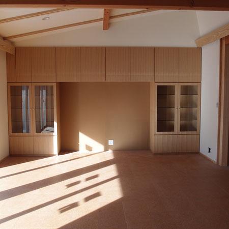 壁面収納 食器棚 飾棚