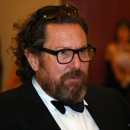 Julian SCHNABEL - Festival de Cannes 2007 © Anik COUBLE