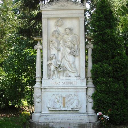 Cementerio Central de Viena (Austria).