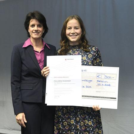 Übergabe des Erich Herion Preis in Fellbach