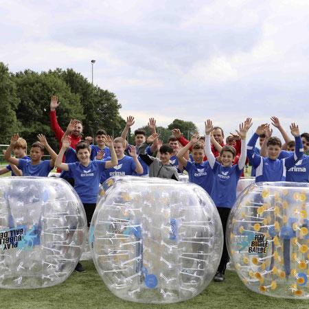 Rot Weiss Ahlen Junioren, Trainingseinheit der U15 Mannschaft