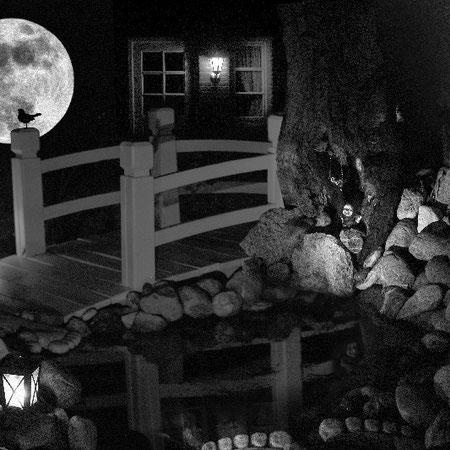 artblow - GEORG HIEBER: Nachtlichtphantasien