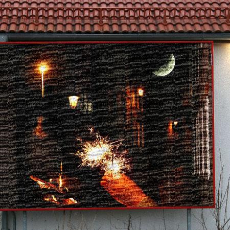 artblow - GEORG HIEBER: Nachtlichter