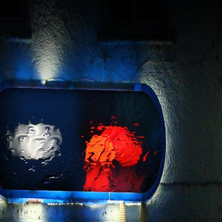 artblow - GEORG HIEBER: Nachtlichtspiegel