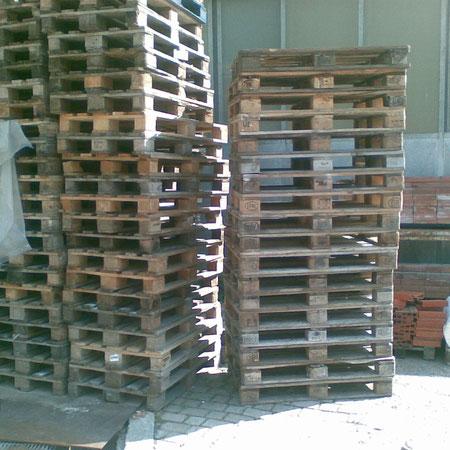 Pallet EUR / EPAL utilizzati