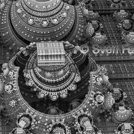 Mandelcomputer - Fraktale Kunst © Sven Fauth