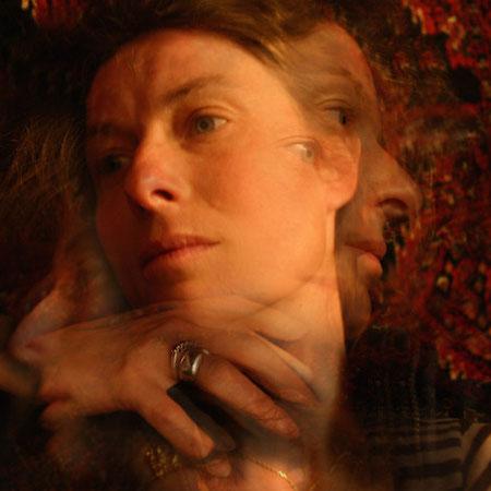 autoportrait - photographie sur dibond - 40x60 cm - 2014 - M.Pavlïn