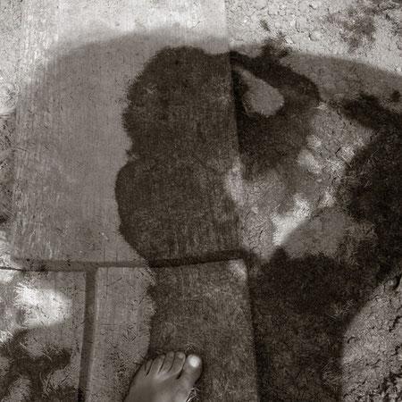 Porter ses ombres (diptyque) - 2015 - M-Pavlïn