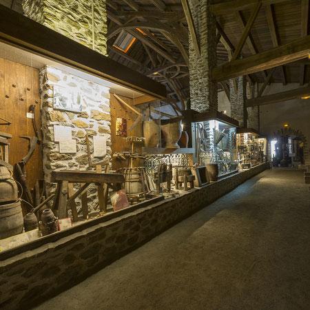 Tonnelier, Musée des Métiers