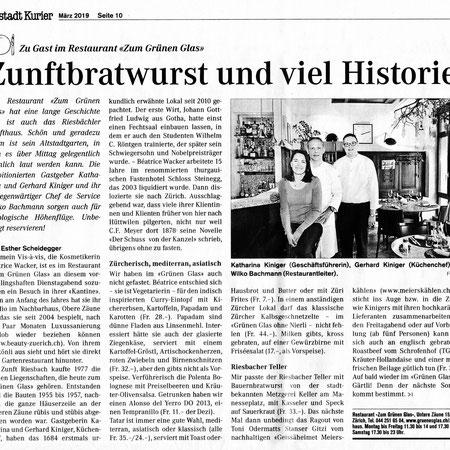 2019 Altstadt Kurier