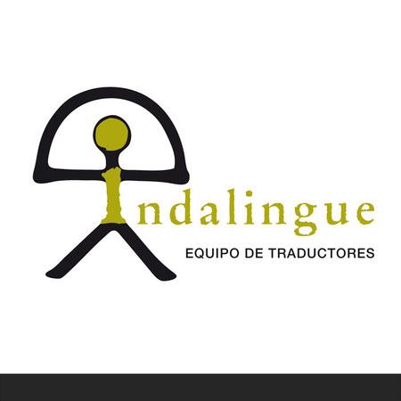 »Indalingue« Logo für ein Übersetzungsbüro