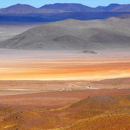 Reisen durch das Hochland Boliviens mit BOLIVIENline
