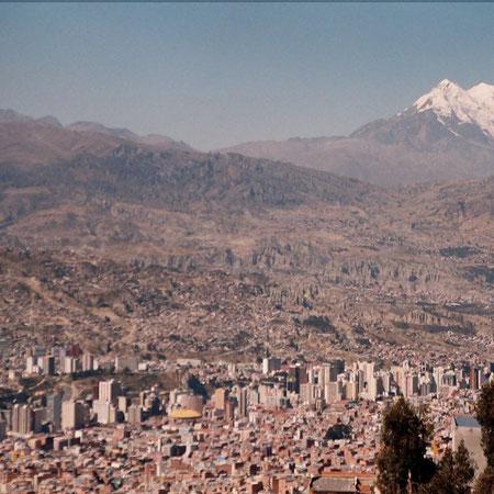 La Paz entdecken mit BOLIVIENline