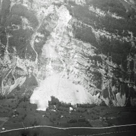 Abbruchstelle 1919