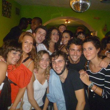 gruppo Espana 1