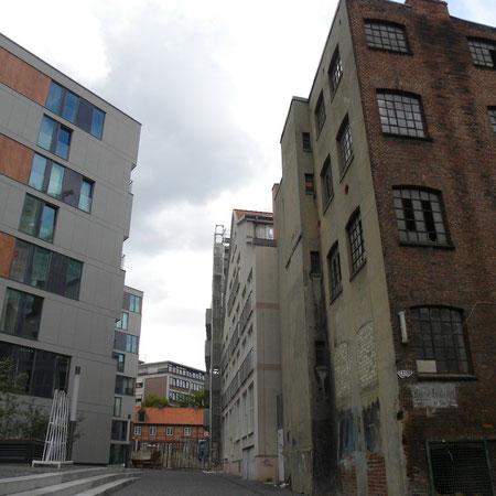 Gängeviertel, Hamburg-Neustadt |  © GreenImmo