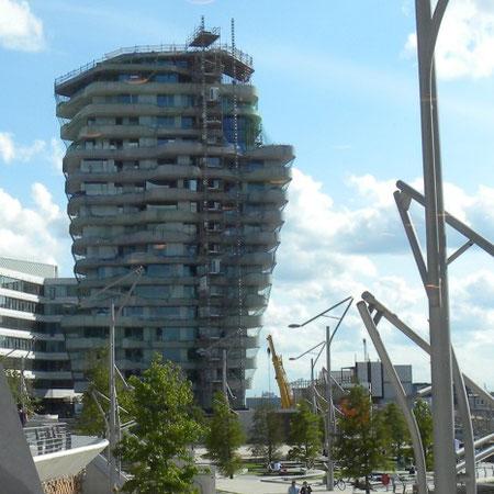 Marco Polo Tower, HafenCity, Hamburg |  © GreenImmo