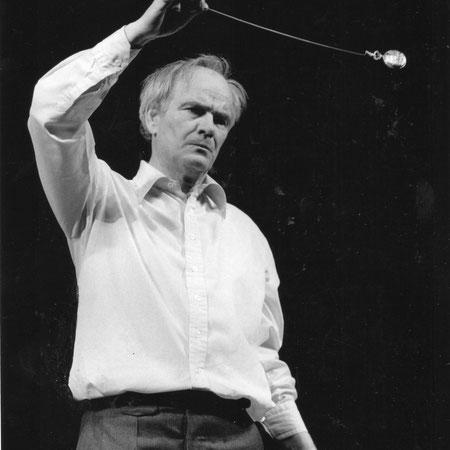 Ich, Feuerbach von Tankred Dorst Zürich 1991