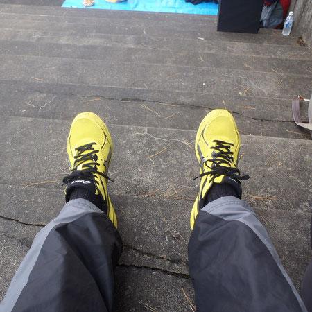 よ~頑張ってくれた靴