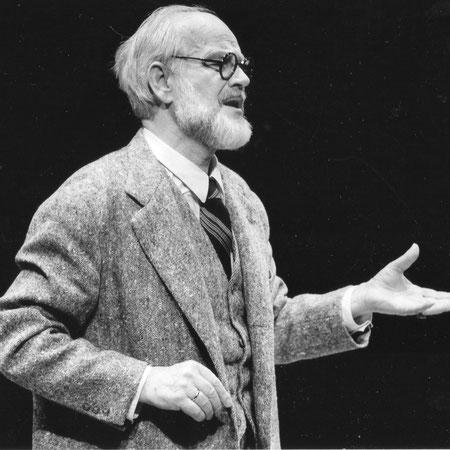 Sigmund Freud Schauspielhaus Zürich 1966 und 1967