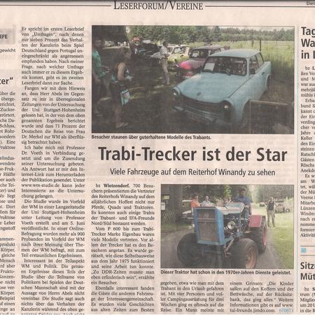 Böhme Zeitung 01.07.2014