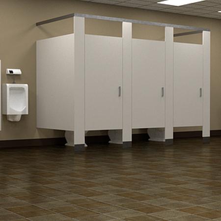öffentlicher raum toilette antibakterielle beschichtung