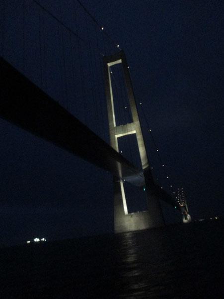 Die große Beltbrücke!